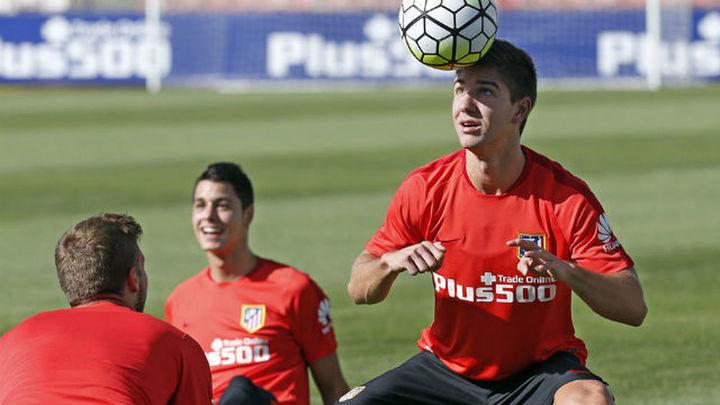 El Atlético inicia la pretemporada con Vietto como novedad