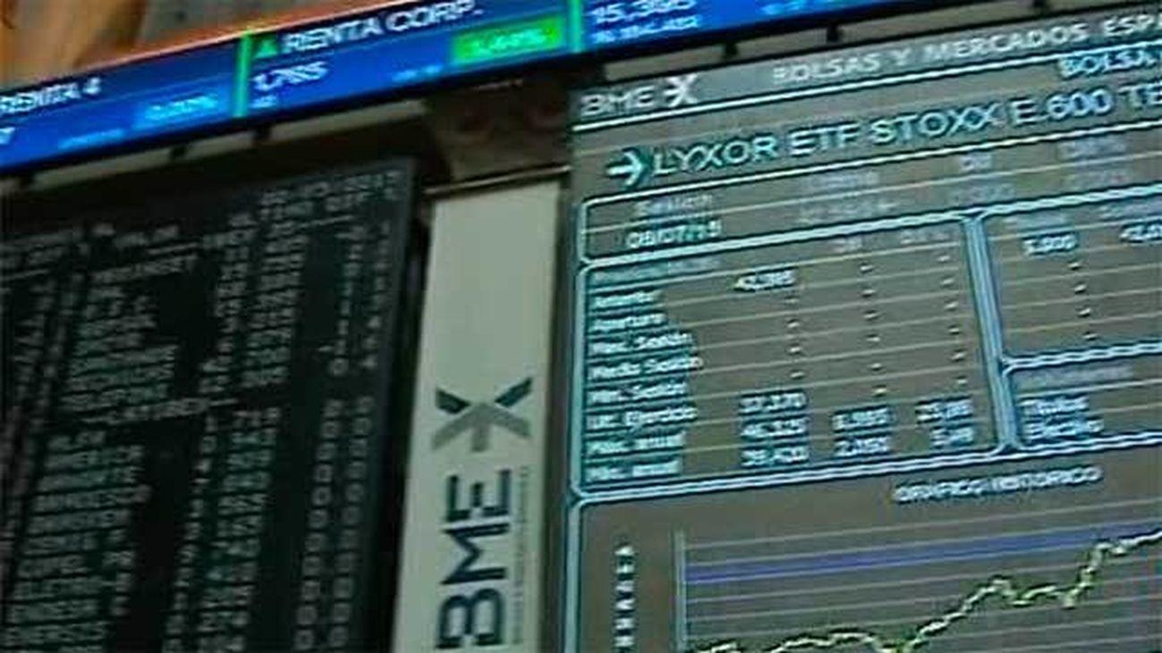 El Ibex cierra plano, por debajo de los 8.700 puntos