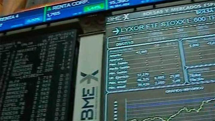 El Ibex suma un 0,21% y se queda a las puertas de los 9.000 puntos