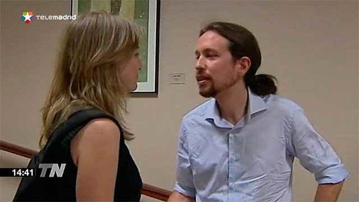 Tania Sánchez y el juez Gómez Benitez irán al Congreso en la lista de Podemos