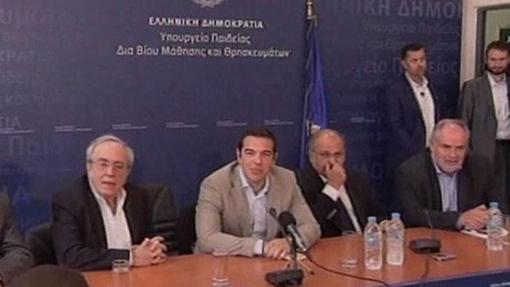 Grecia prepara un paquete de reformas de 12.000 millones de euros en dos años