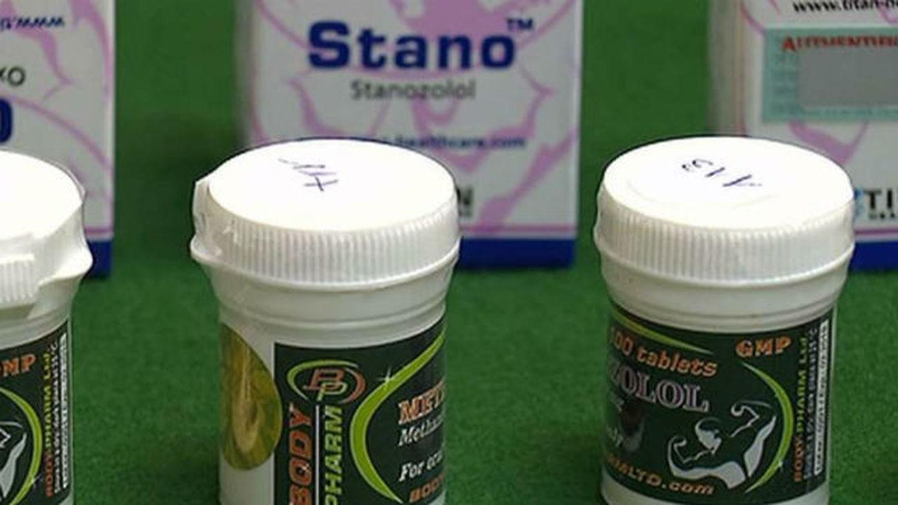 Detenidas 19 personas con un millón de dosis de medicamentos falsos