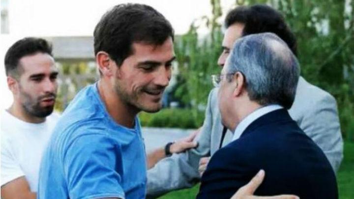 Casillas llega a un acuerdo con el Madrid y se marcha al Oporto