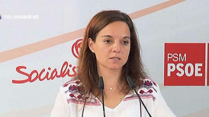 La alcaldesa de Getafe solicita la ampliación del Metro desde Villaverde a El Casar