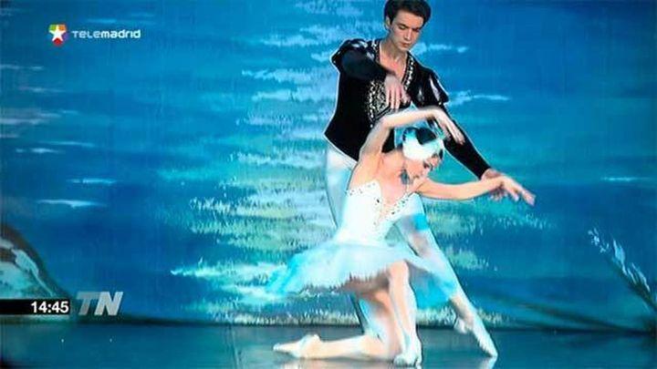 El Ballet de San Petersburgo vuelve a Madrid con 'El lago de los cisnes'