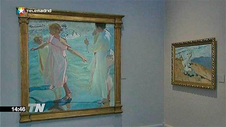 La pintura de Sorolla representante del 'Año de la Luz'
