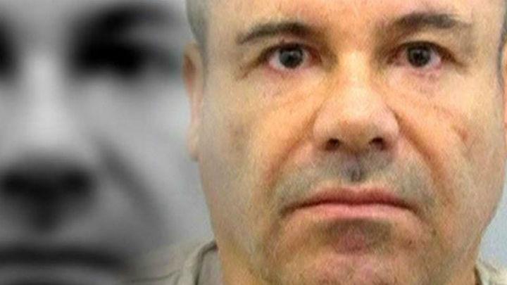 'El Chapo' Guzmán llega a EEUU extraditado de México
