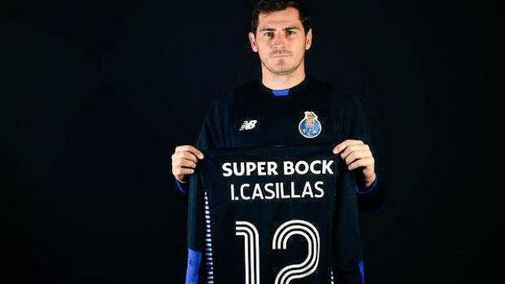 """Casillas: """"He tomado la decisión correcta viniendo al Oporto"""""""