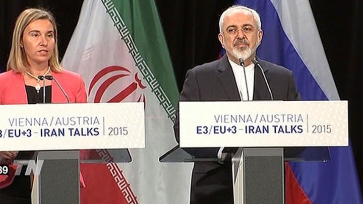 Irán y el Grupo 5+1 han cerrado un acuerdo sobre el polémico programa nuclear del país