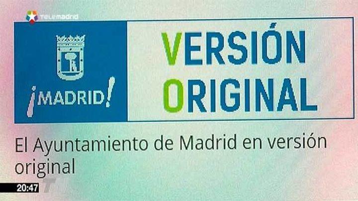 El Ayuntamiento de Madrid crea una web para desmentir y puntualizar informaciones