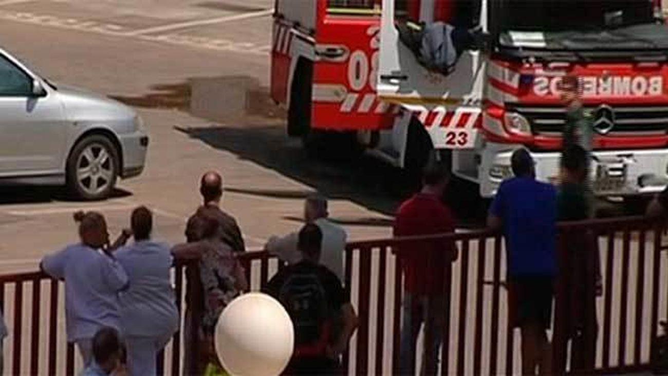 Muere un Tedax de la guardia civil en una explosión en la Comandancia de Almería