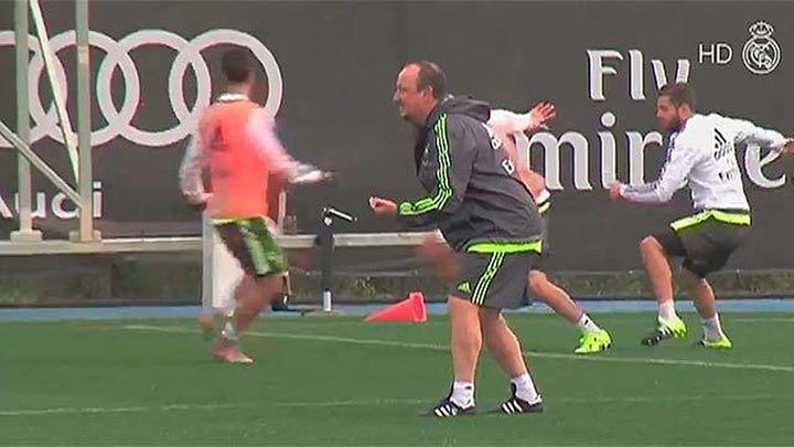 El Real Madrid que quiere Benítez