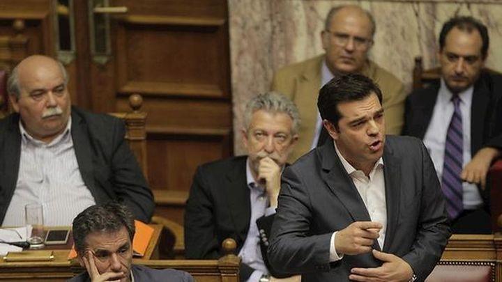 Tsipras logra el apoyo de su partido para terminar de negociar el acuerdo