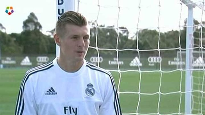 """Kroos: """"La llegada de Benítez es una buena oportunidad para ganar títulos"""""""