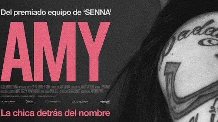 El documental sobre Amy Winehouse entre los estrenos de cine