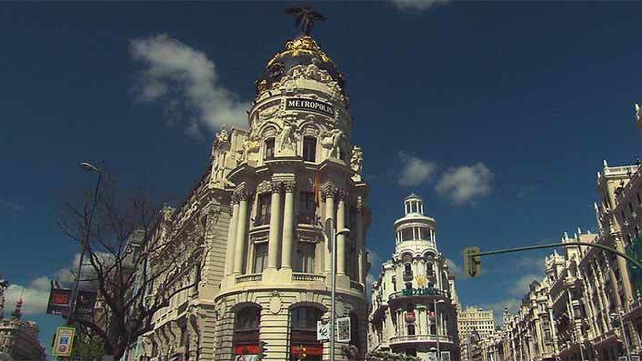 Madrid Barrio a Barrio: Gran Vía. El Madrid nocturno