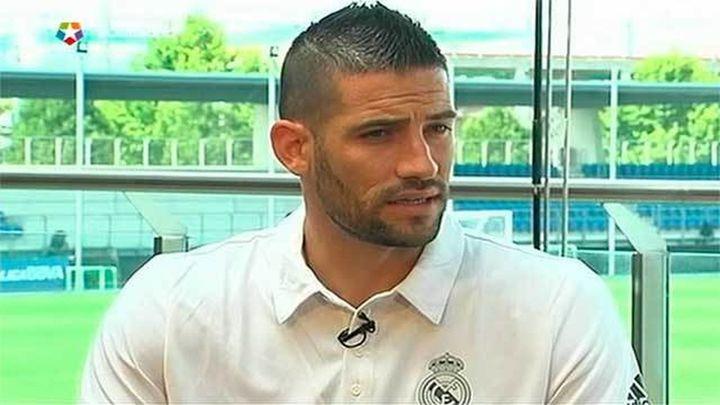 Kiko Casilla se incorpora a los entrenamientos del Real Madrid