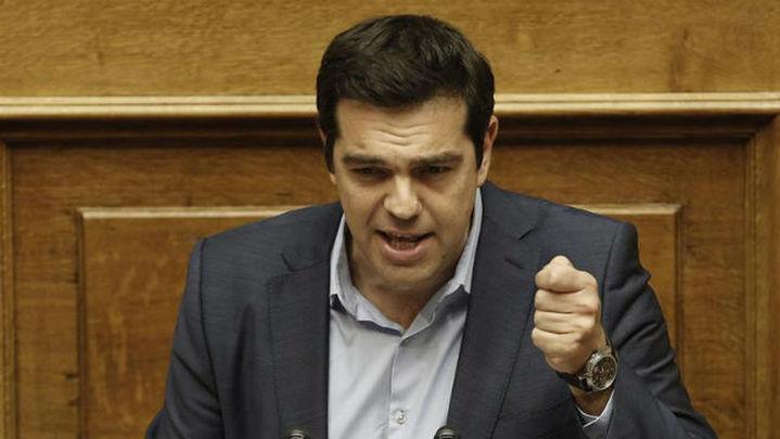 Tsipras no descarta la ruptura de Syriza y propone un congreso extraordinario en septiembre