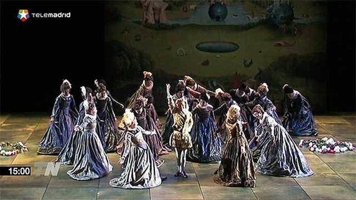 Albert Boadella estrena en El Escorial la ópera 'Don Carlo', de Giuseppe Verdi