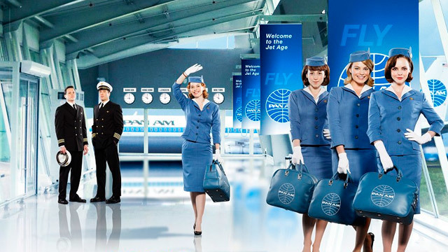 Pan Am, una serie de altos vuelos