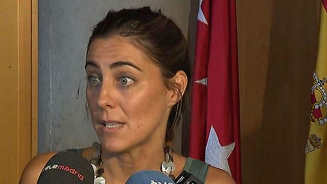 Lorena Ruiz, presidenta de la Comisión de Endeudamiento