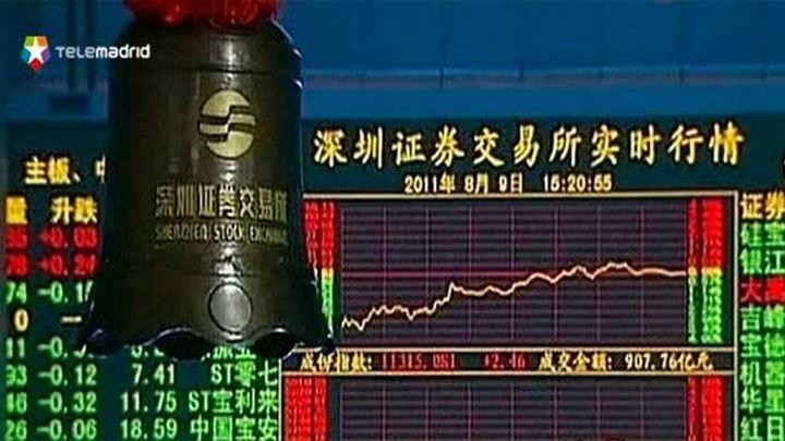 La Bolsa de Shanghái se calma y Pekín investiga la peor sesión en 8 años