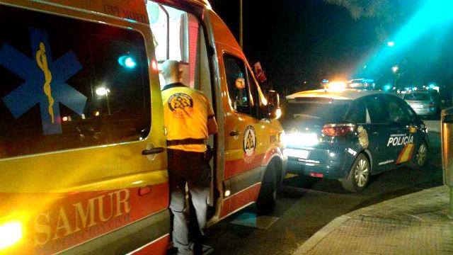 Herido grave por arma blanca un joven en el distrito de San Blas-Canillejas