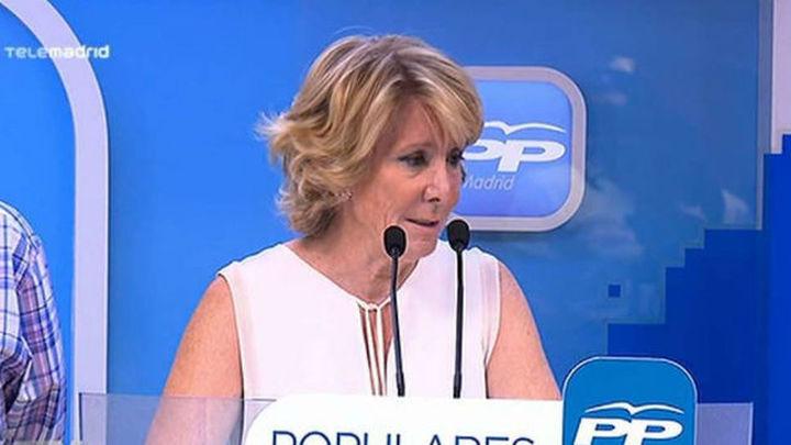 Aguirre no da por cerradas las responsabilidades políticas por la trama Púnica