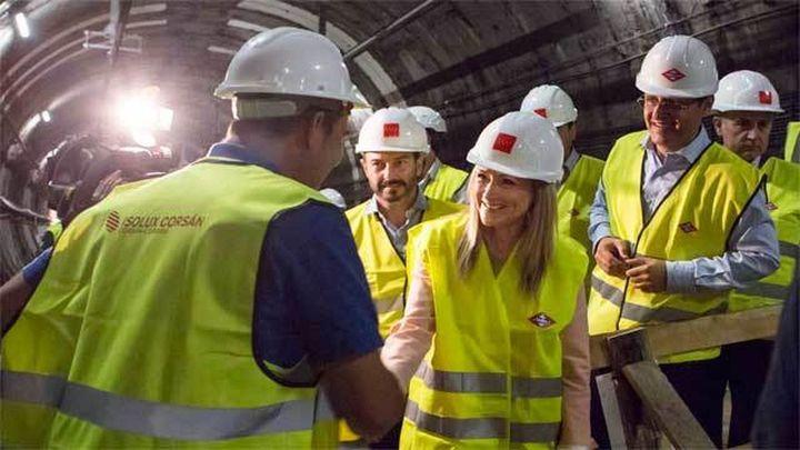 La Comunidad invertirá 9,1 millones en la mejora de los túneles de tres líneas de Metro