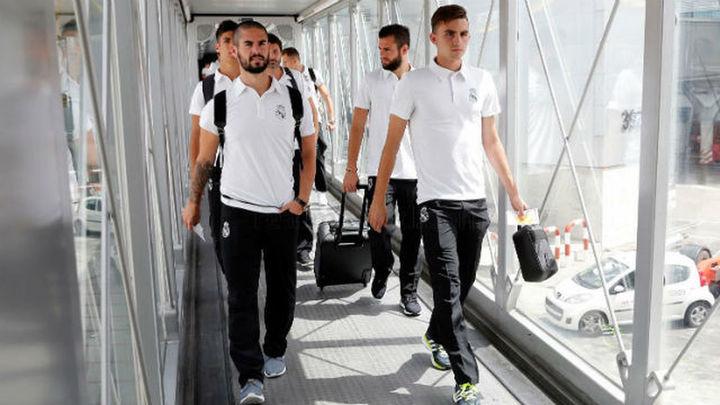 Cristiano y Benzema no viajan a Alemania por lesión