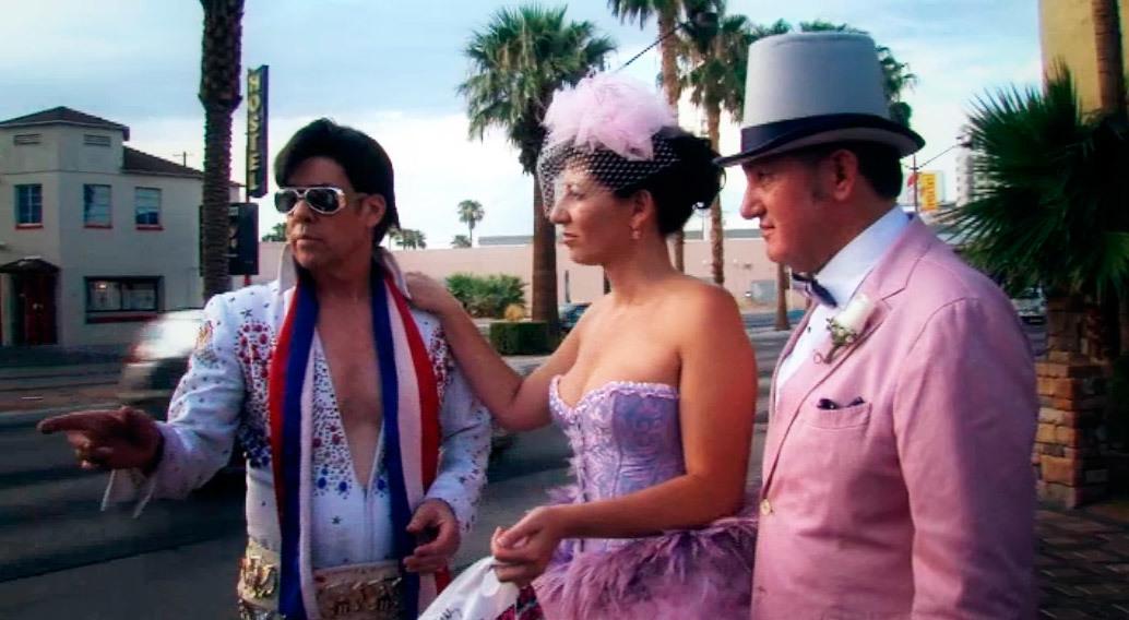 Mi gran boda en Las Vegas: Programa 3