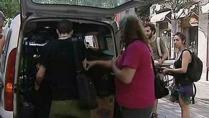 Desalojado sin incidentes el colectivo Patio Maravillas del edificio que 'okupaba' en Malasaña