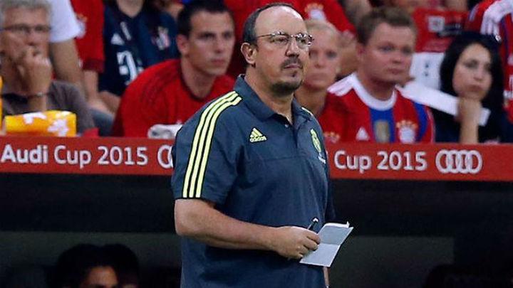 """Benítez: """"Me voy triste de Alemania por la derrota, pero con buenas sensaciones"""""""