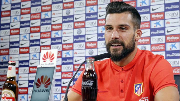 """Moyá: """"Estoy donde quiero estar, en el Atlético de Madrid"""""""