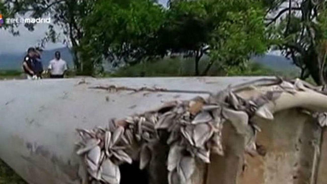 Malasia confirma el hallazgo en La Reunión de más restos del avión desaparecido