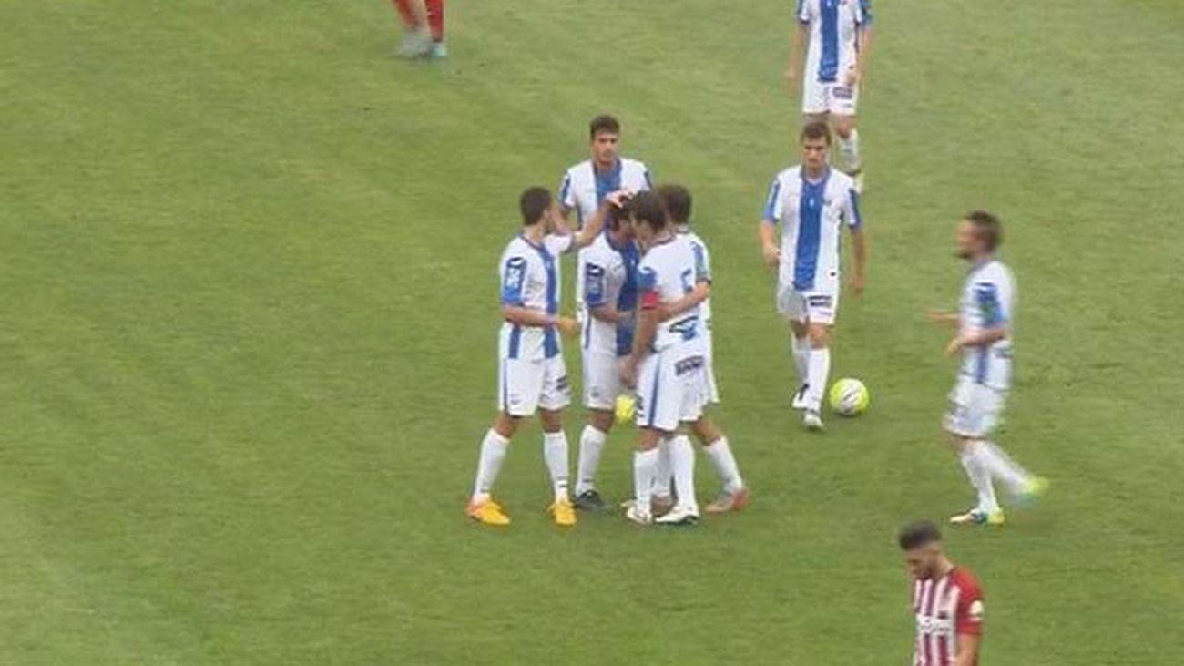 Atlético, empate (0-0) ante el Guadalajara y derrota ante el Leganés (0-1)