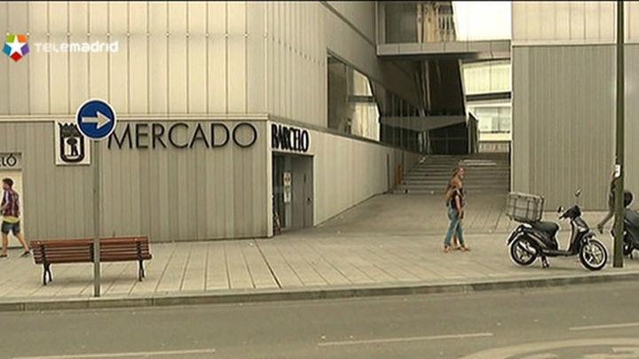 El polideportivo Barceló, privatizado por Manuela Carmena