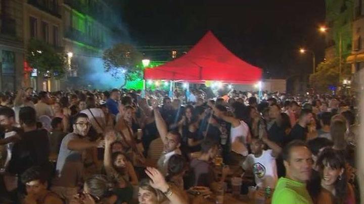 Chotis, limonada, tapas, conciertos y visitas culturales  en las fiestas de San Cayetano