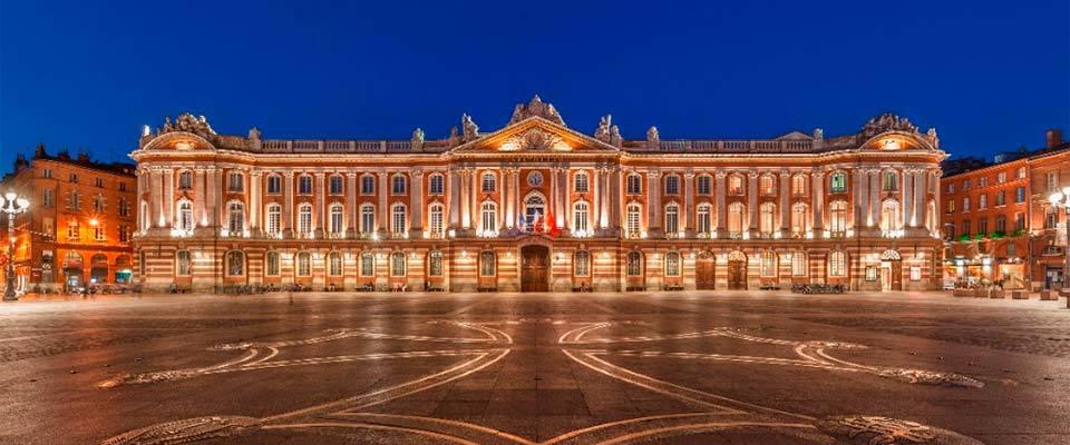 Toulouse la ciudad rosa telemadrid radio televisi n madrid - Oficina turismo paris en madrid ...