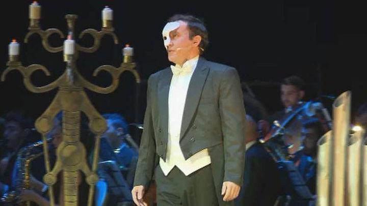 El musical 'El Fantasma de la Opera' llega al Teatro Compac de Madrid