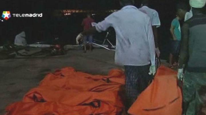 Un centenar de muertos y 200 rescatados en nueva tragedia en la costa libia