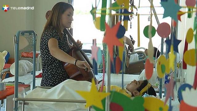 Musicoterapia en cuidados paliativos