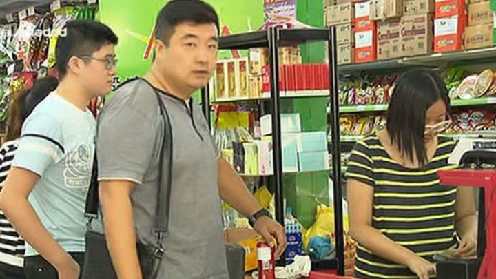 Usera se convierte en el Chinatown madrileño