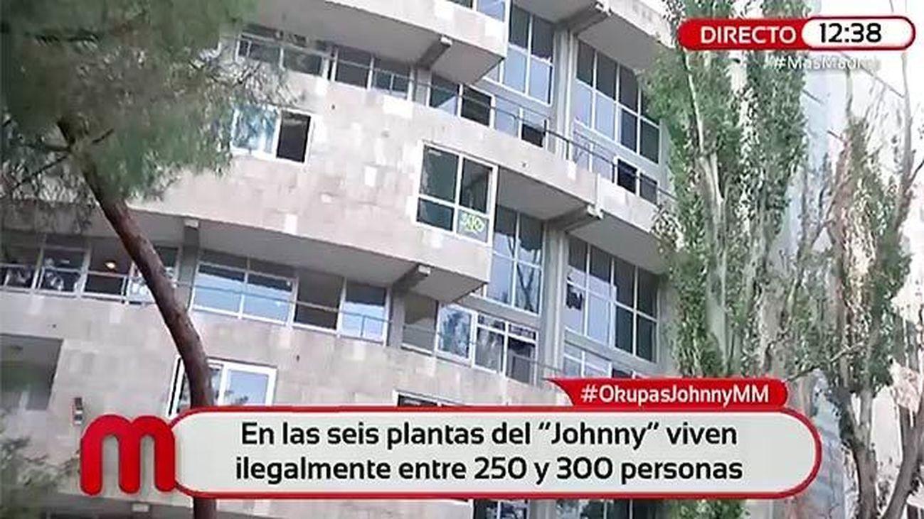 """""""El Johnny"""", un polvorín"""