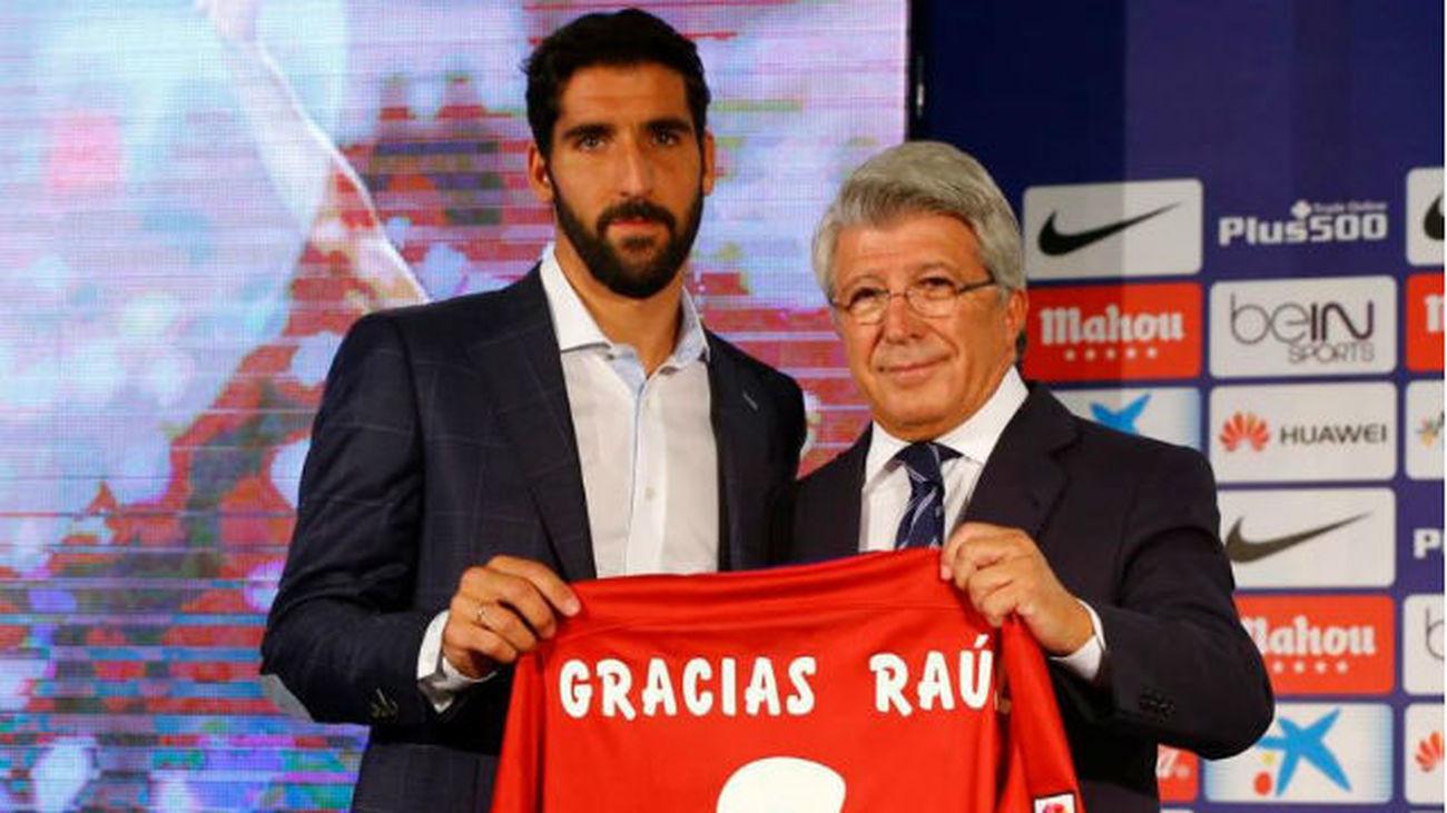"""Raúl García: """"Soy demasiado competitivo para jugar solo ratos"""""""