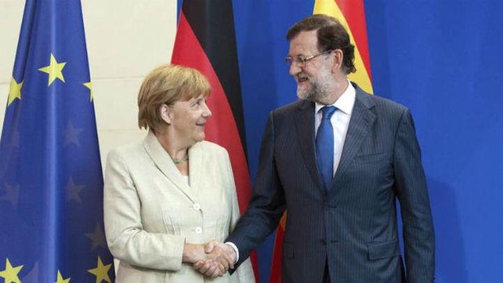 Merkel advierte a Mas que la UE garantiza la soberanía e integridad territorial de los Estados