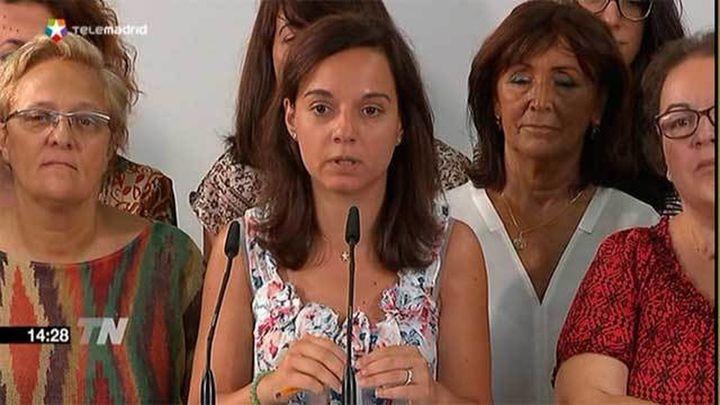 El PSOE-M quiere lograr un pacto regional contra la violencia de género