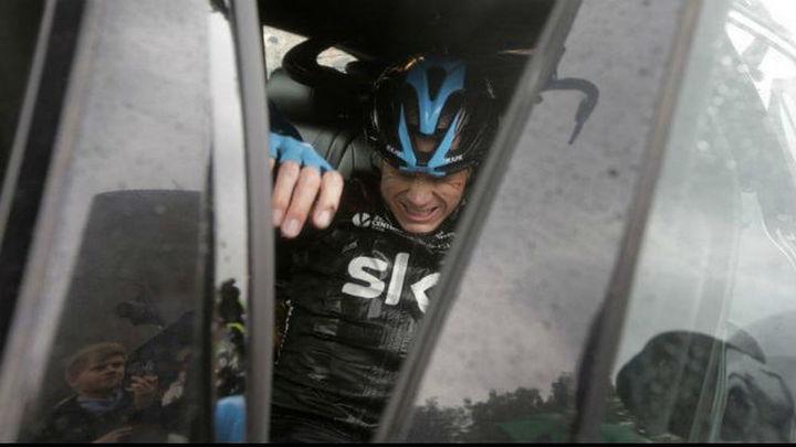 Froome abandona la Vuelta