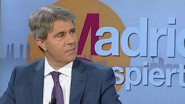 Angel Garrido, Consejero de Presidencia y Justicia