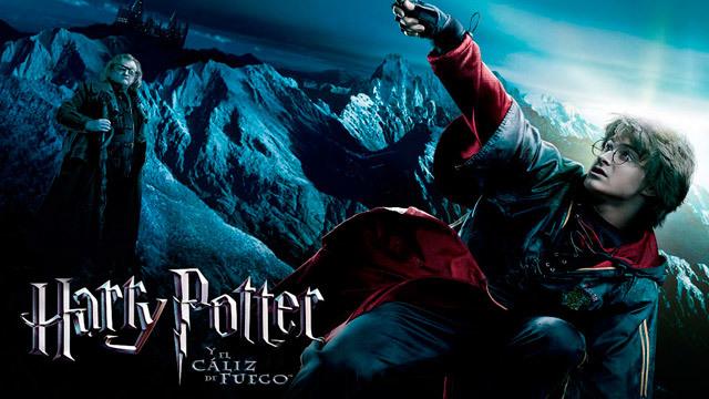 Cine: Harry Potter y el cáliz de fuego